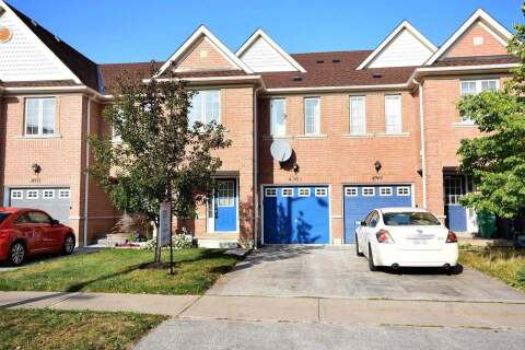 Townhouse for sale at 4969 Long Acre Dr Mississauga Ontario - MLS: W4925044