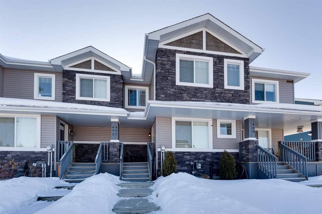 House for sale at 497 Chappelle Dr Sw Edmonton Alberta - MLS: E4189830