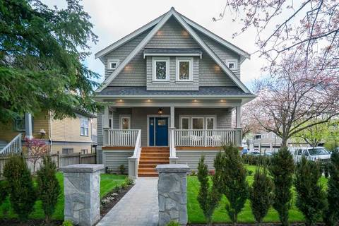 Townhouse for sale at 497 10 Ave E Vancouver British Columbia - MLS: R2360007