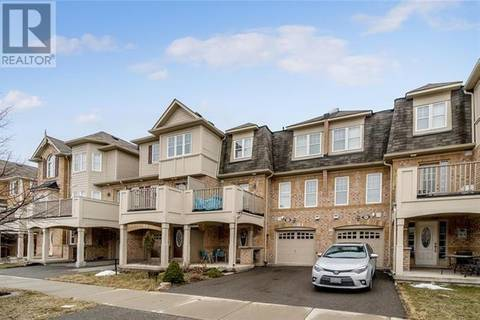 Townhouse for sale at 497 Mcjannett Ave Milton Ontario - MLS: 30730086