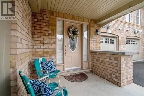 Townhouse for sale at 497 Mcjannett Ave Milton Ontario - MLS: 30740782