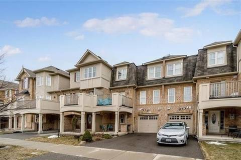 Townhouse for sale at 497 Mcjannett Ave Milton Ontario - MLS: W4474002