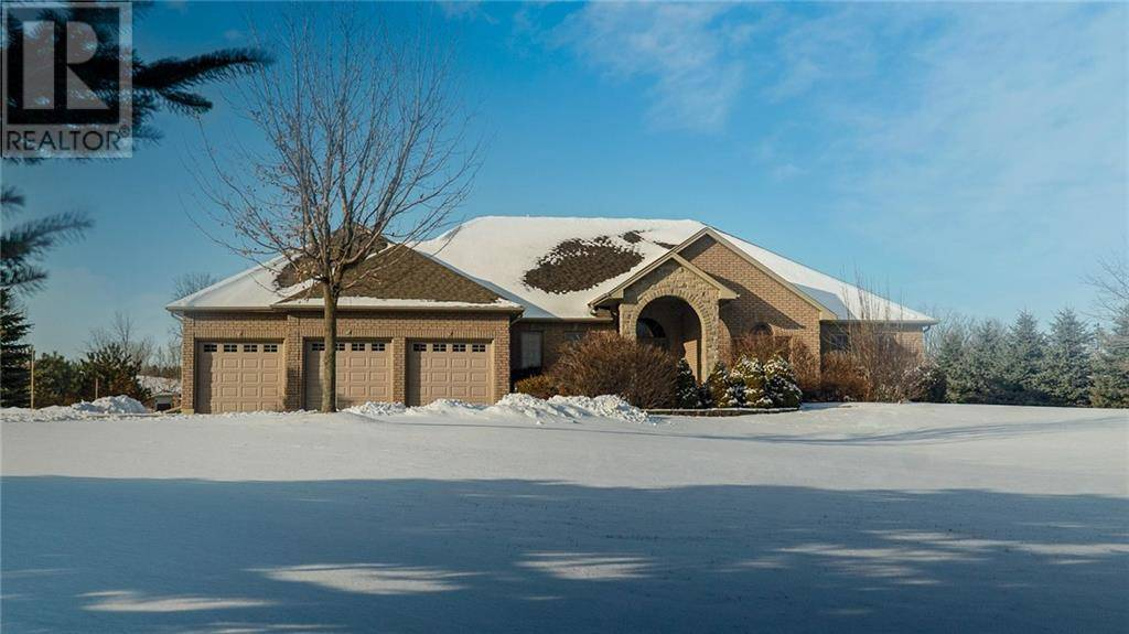 House for sale at 497 Scenic Dr St. George Ontario - MLS: 30788292