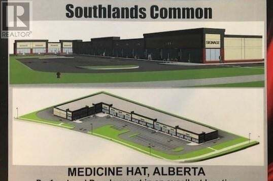 Commercial property for sale at 4979 Southlands Dr Southeast Medicine Hat Alberta - MLS: mh0185894