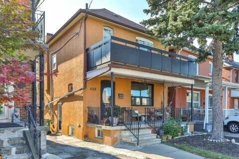 House for sale at 498 Glenholme Ave Toronto Ontario - MLS: C4912292