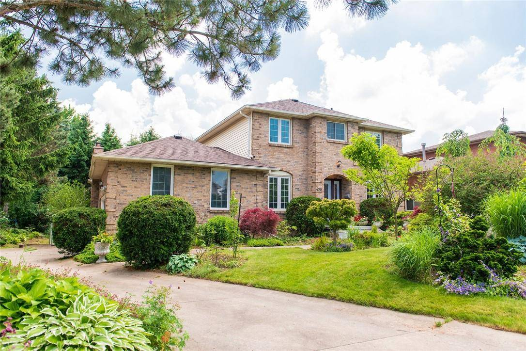 House for sale at 498 Heather Hill Ct Ancaster Ontario - MLS: H4063815
