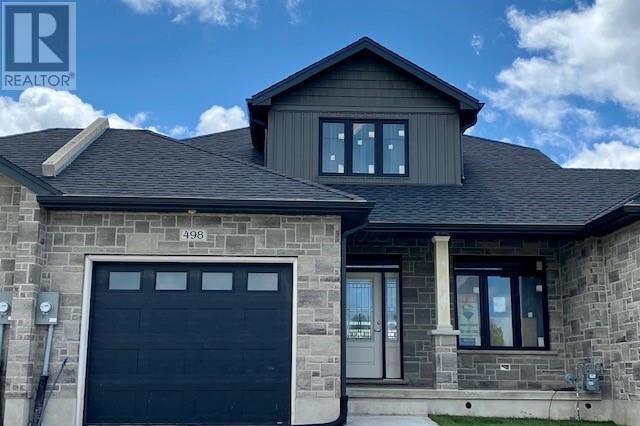 Townhouse for sale at 498 Ivings Dr Port Elgin Ontario - MLS: 271710
