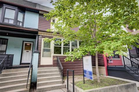 Townhouse for sale at 498 Lansdowne Ave Toronto Ontario - MLS: C4496570