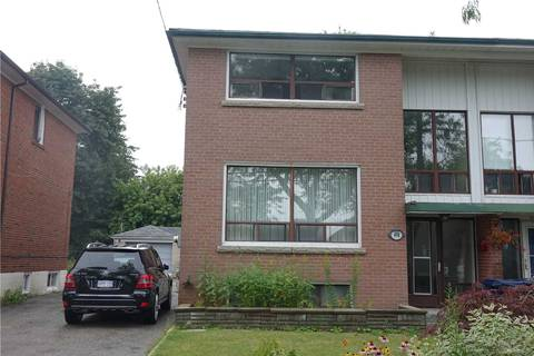 Townhouse for sale at 498 Midland Ave Toronto Ontario - MLS: E4600741