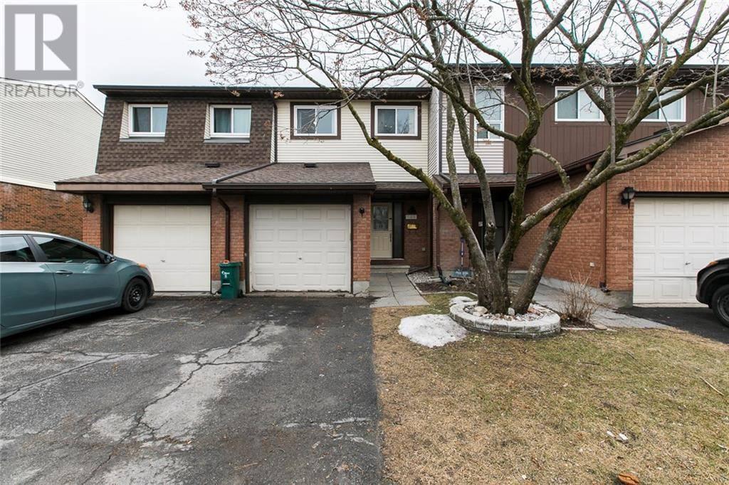 Townhouse for sale at 498 Sandhamn Pt Ottawa Ontario - MLS: 1187973