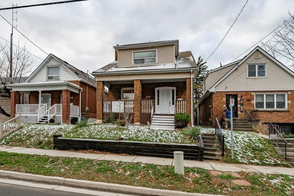 House for sale at 498 Upper Wentworth St Hamilton Ontario - MLS: H4093624