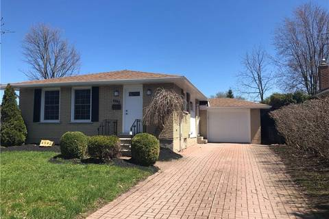 House for sale at 4982 Epsom Ct Niagara Falls Ontario - MLS: 30722986