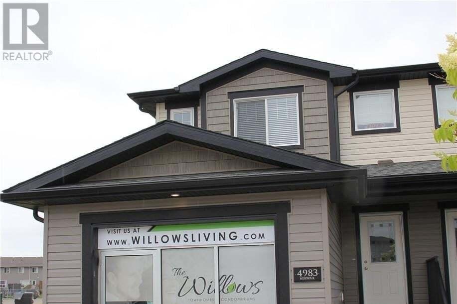 Home for sale at 4985 Aspen Lakes Blvd Blackfalds Alberta - MLS: CA0171925