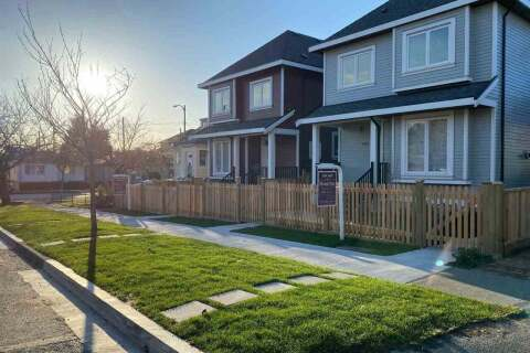 Townhouse for sale at 4987 Moss St Vancouver British Columbia - MLS: R2457492