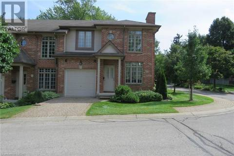 Townhouse for rent at 1 Teeple Te Unit 499 London Ontario - MLS: 199004