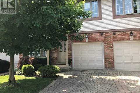 Townhouse for sale at 37 Teeple Te Unit 499 London Ontario - MLS: 208384