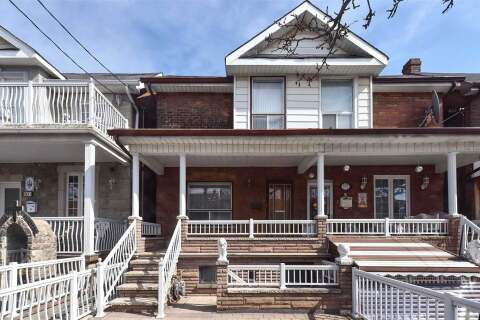 Townhouse for sale at 499 Lansdowne Ave Toronto Ontario - MLS: C4753526