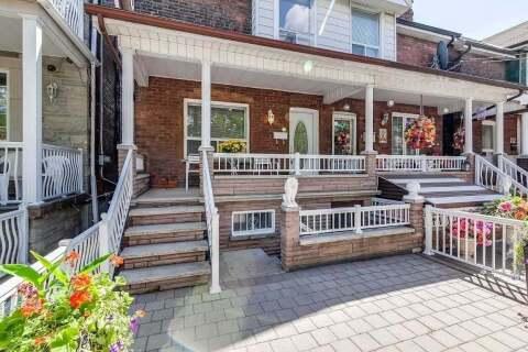 Townhouse for sale at 499 Lansdowne Ave Toronto Ontario - MLS: C4901127