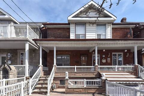 Townhouse for sale at 499 Lansdowne Ave Toronto Ontario - MLS: C4716534