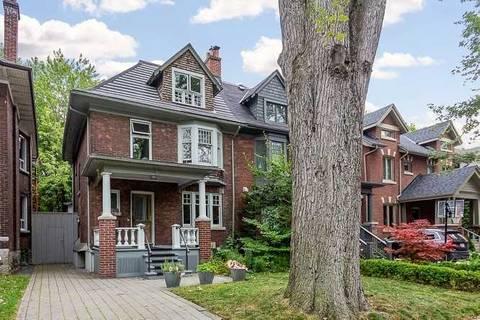 Townhouse for sale at 499 Palmerston Blvd Toronto Ontario - MLS: C4576047