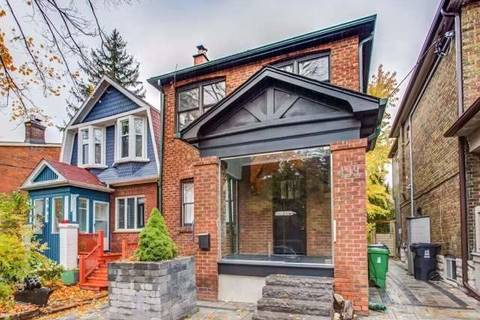 House for sale at 499 Rushton Rd Toronto Ontario - MLS: C4670069