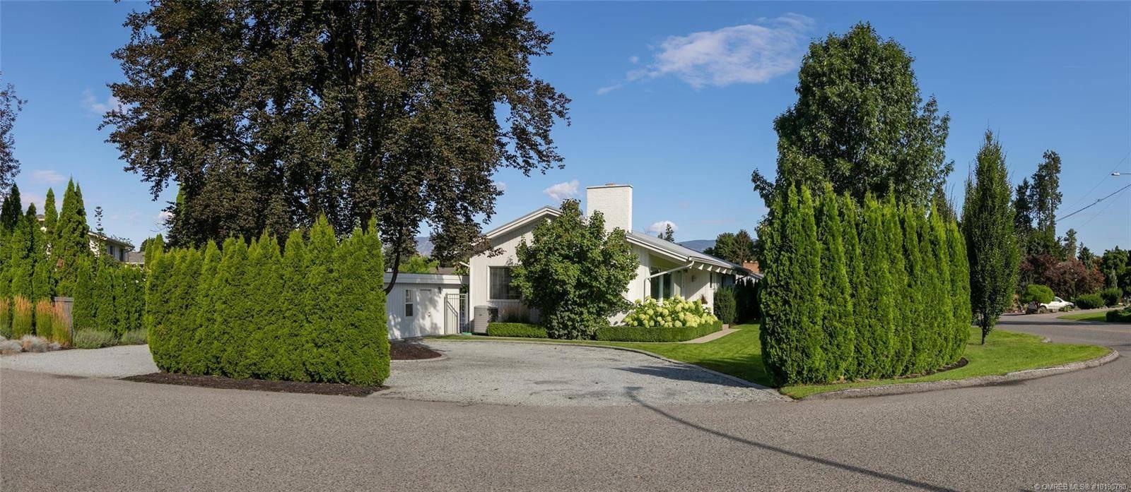 House for sale at 499 Sarsons Rd Kelowna British Columbia - MLS: 10190780