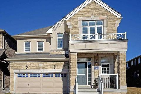 House for sale at 499 Wheat Boom Dr Oakville Ontario - MLS: W4393625