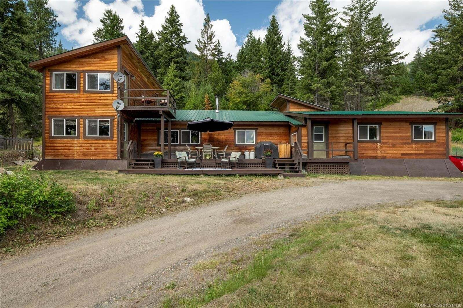 House for sale at 4991 Bolean Lake Rd Falkland British Columbia - MLS: 10217138