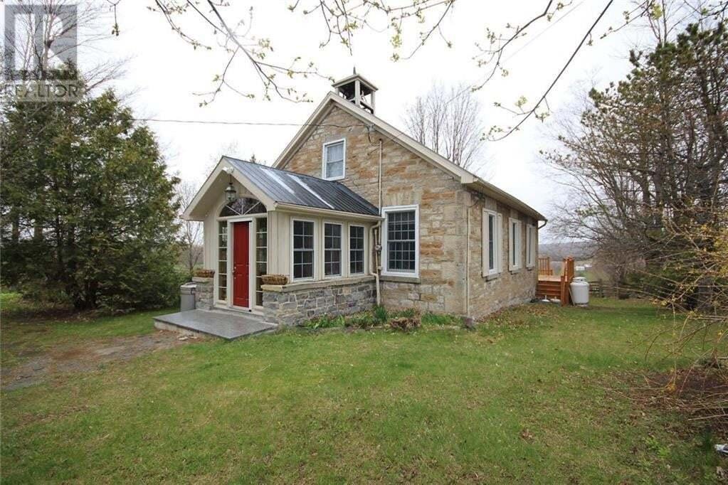 House for sale at 4992 Salem Rd Westport Ontario - MLS: 1192093