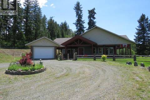 House for sale at 4997 Dunn Lake Rd Barriere British Columbia - MLS: 152262