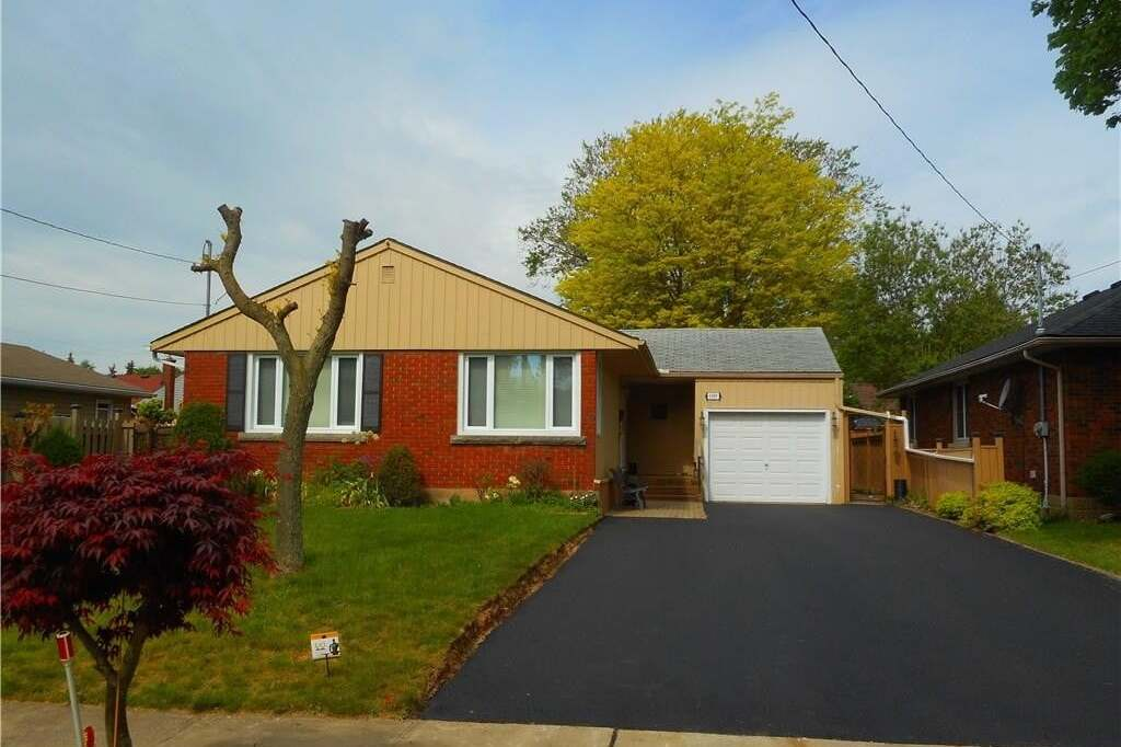 House for sale at 4999 David Ave Niagara Falls Ontario - MLS: 30793233