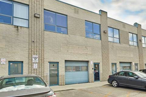 Commercial property for lease at 1444 Dupont St Apartment 4A Toronto Ontario - MLS: W4572198