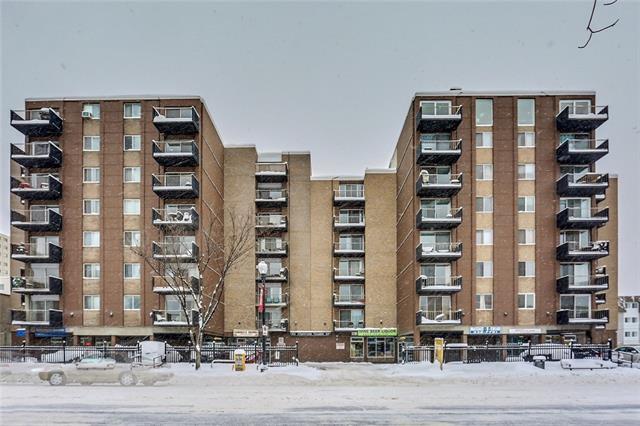 Buliding: 515 17 Avenue Southwest, Calgary, AB