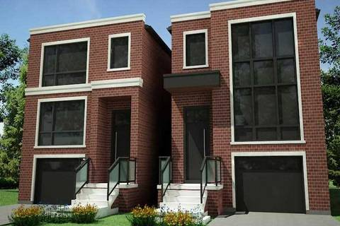 House for sale at 4 Merriday St Toronto Ontario - MLS: W4597590