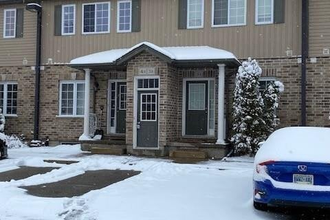 Townhouse for sale at 38 Howe Dr Unit 4B Kitchener Ontario - MLS: 40048620