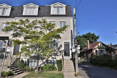 Townhouse for rent at 4 Park Hill Rd Toronto Ontario - MLS: C4546796