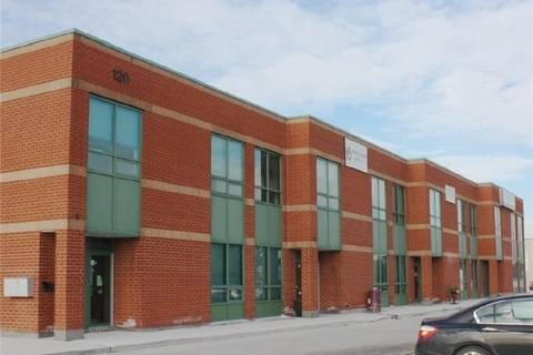 Commercial property for lease at 120 Jevlan Dr Apartment 4C Vaughan Ontario - MLS: N4755407