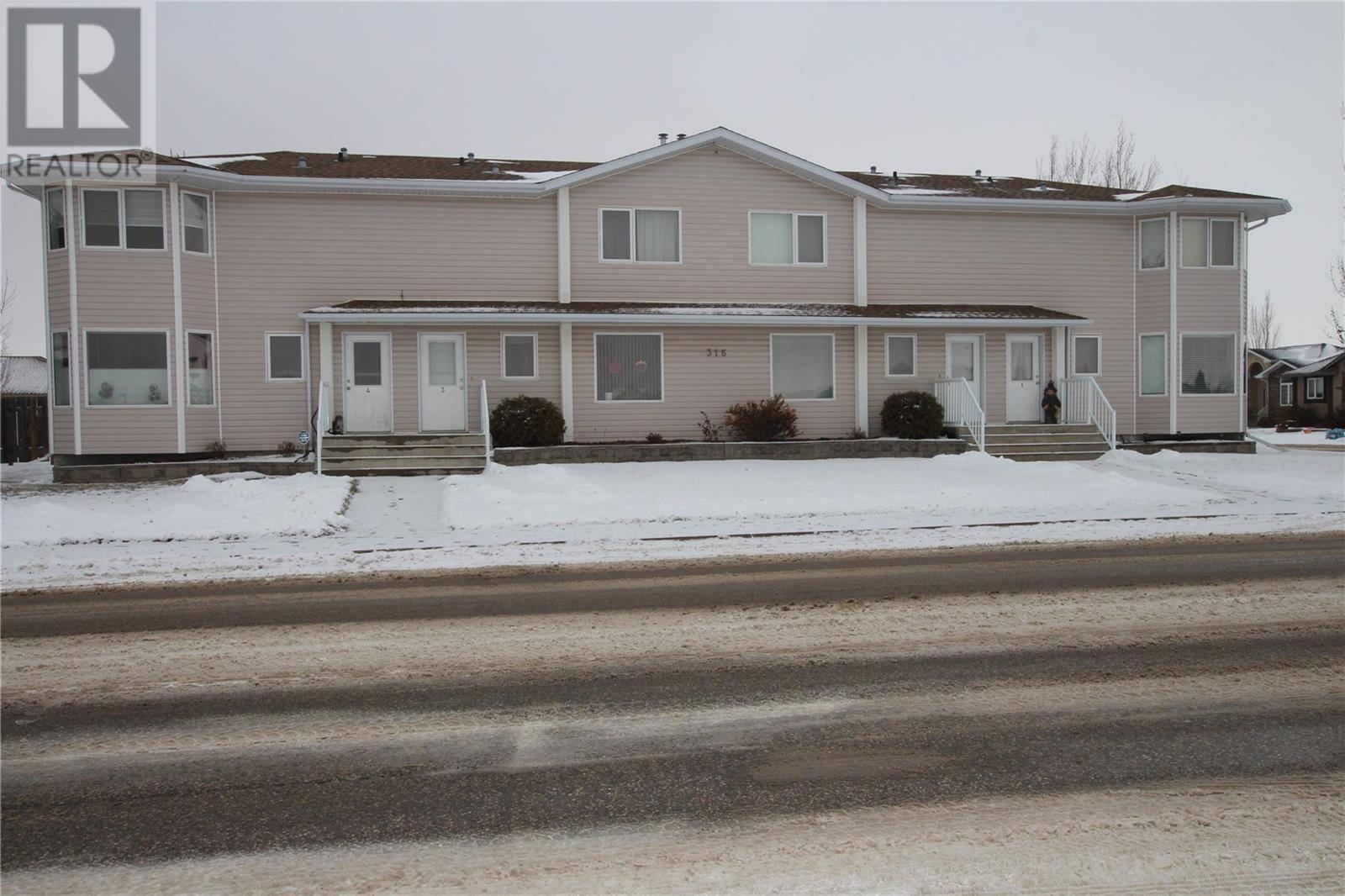 Townhouse for sale at 316 Morrison Dr Unit 4d Yorkton Saskatchewan - MLS: SK791321