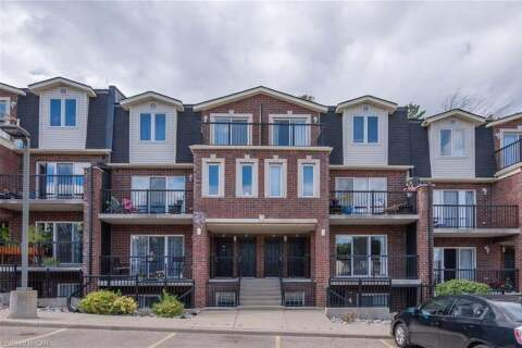 Townhouse for sale at 45 Cedar Hill Cres Unit 4D Kitchener Ontario - MLS: 40009583