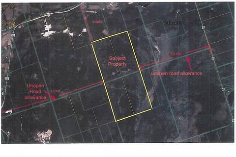 Residential property for sale at 0 Concession 5 Concession Kawartha Lakes Ontario - MLS: X4495409