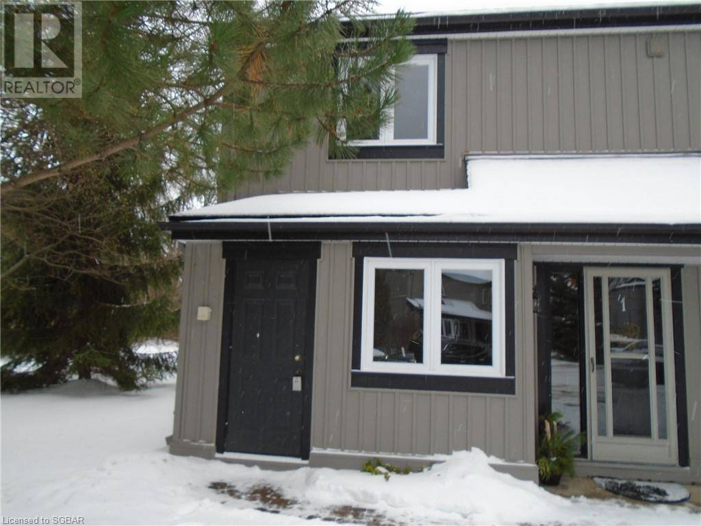 Townhouse for rent at 1 Harbour St Unit 5 Collingwood Ontario - MLS: 224961