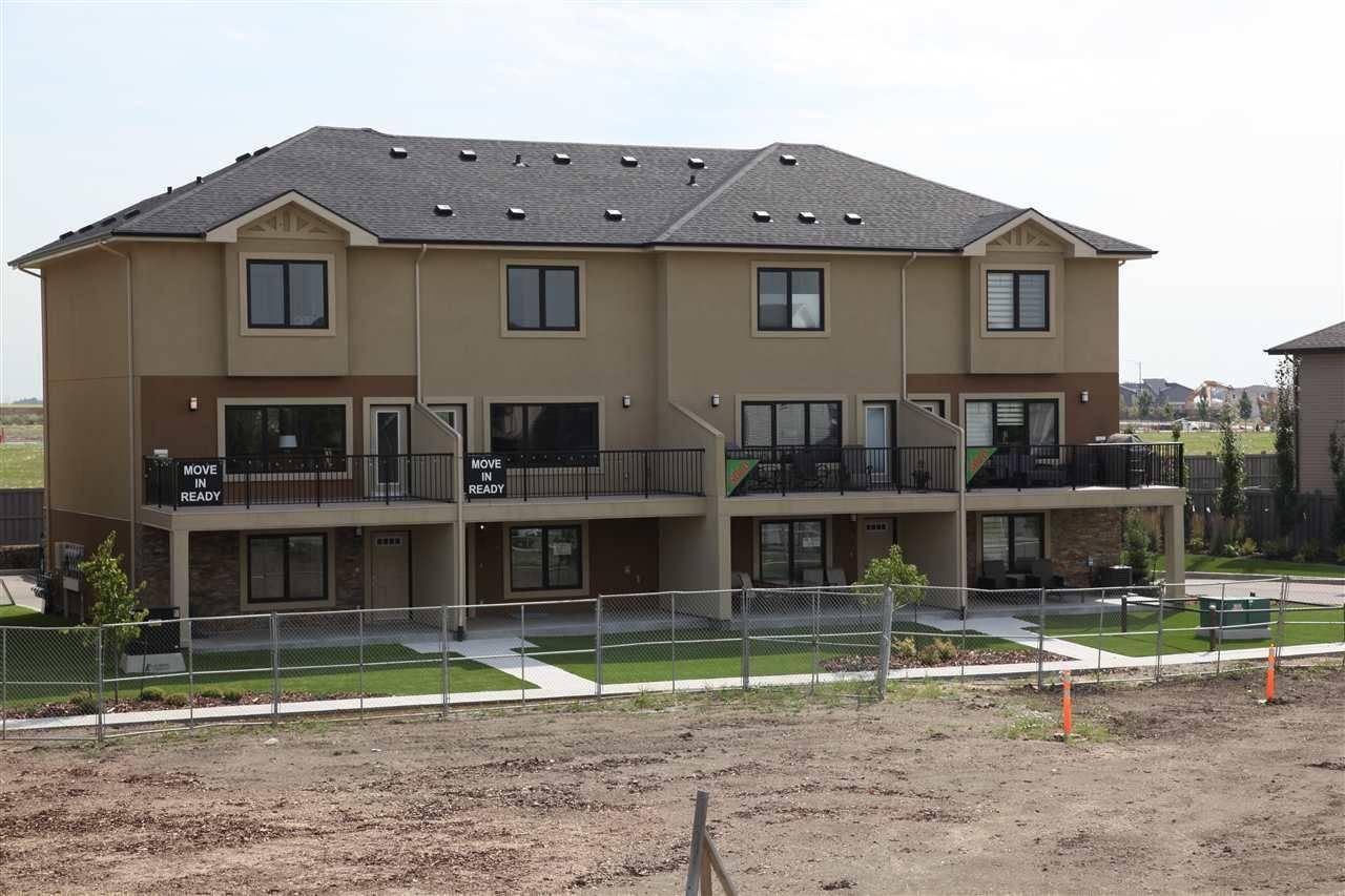 Townhouse for sale at 1023 173 St Sw Unit 5 Edmonton Alberta - MLS: E4162004