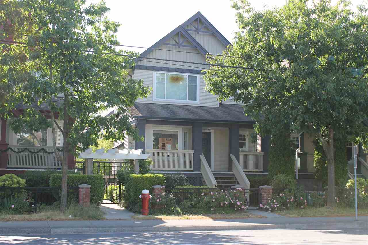 Buliding: 10251 No 1 Road, Richmond, BC