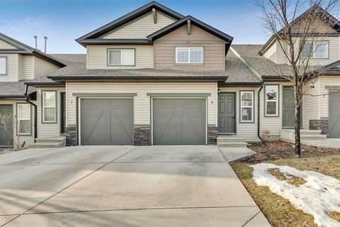 Townhouse for sale at 105 Drake Landing Common Unit 5 Okotoks Alberta - MLS: C4287332