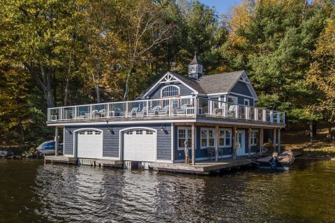 House for sale at 1086 Pennwood Rd Unit 5 Muskoka Lakes Ontario - MLS: X4966535