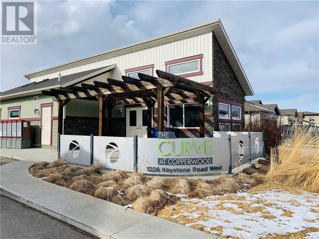 Townhouse for sale at 1134 Keystone Rd W Unit 5 Lethbridge Alberta - MLS: ld0190165
