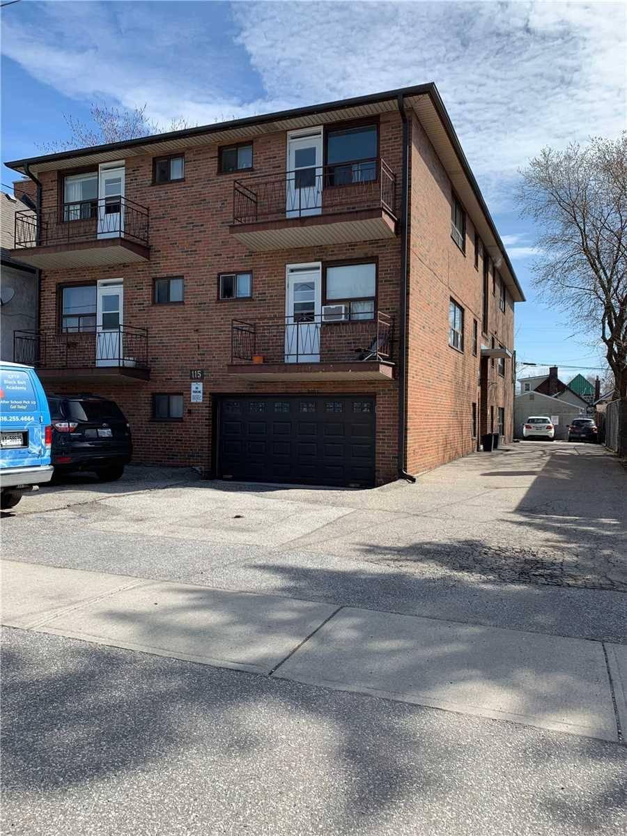 Buliding: 115 Eighth Street, Toronto, ON