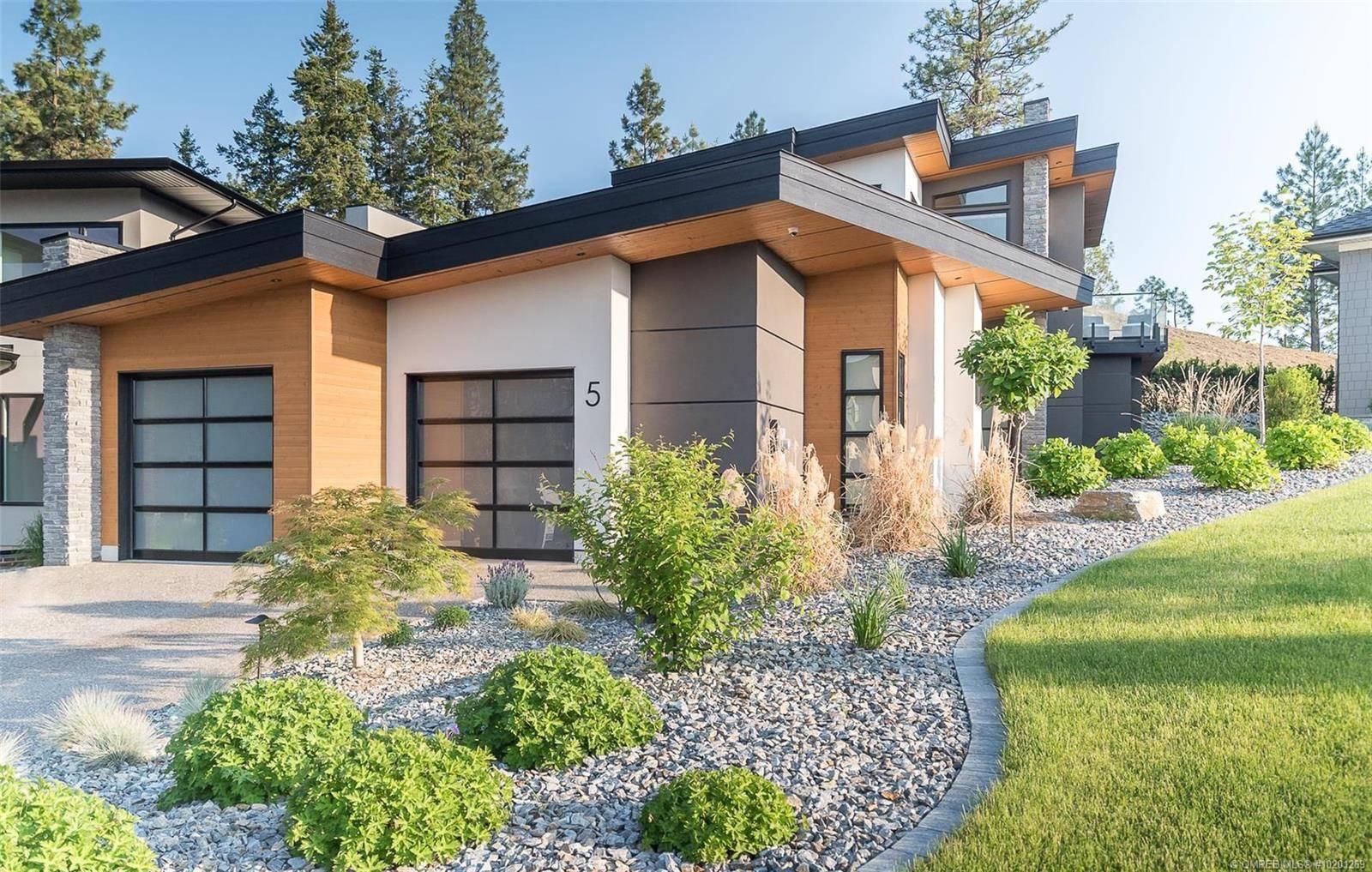 House for sale at 1150 Mission Ridge Rd Unit 5 Kelowna British Columbia - MLS: 10201269