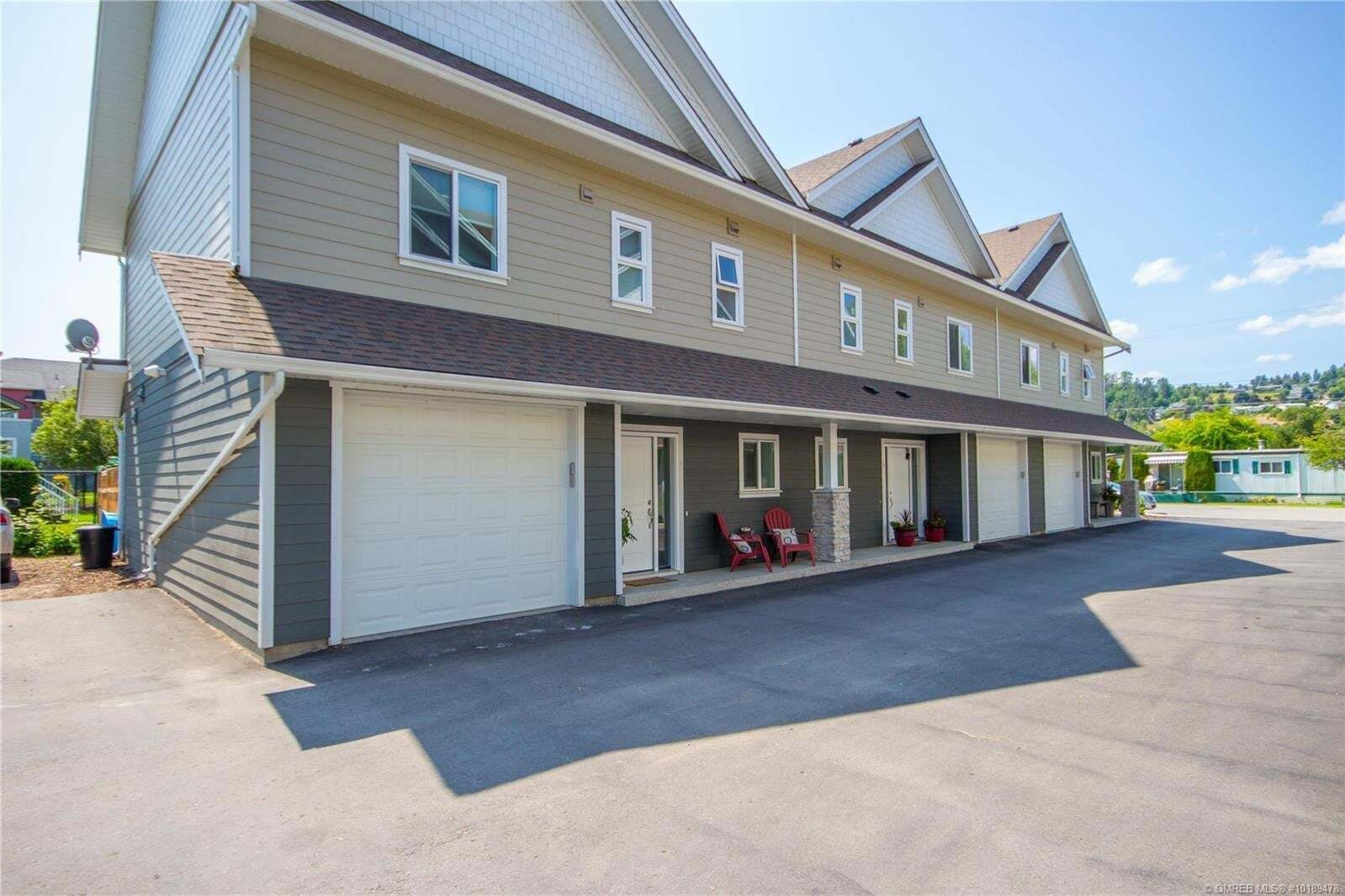 Townhouse for sale at 11511 Bottom Wood Lake Rd Unit 5 Lake Country British Columbia - MLS: 10189478