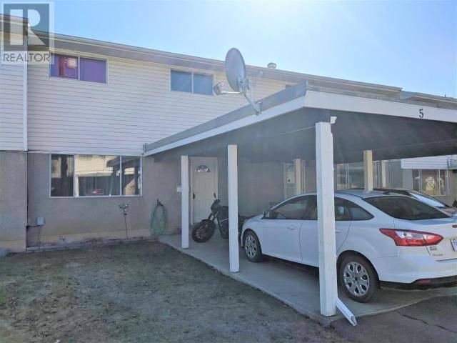 Townhouse for sale at 1173 Ponlen Street  Unit 5 Kamloops British Columbia - MLS: 155887
